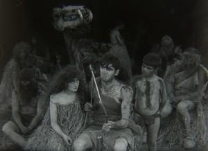 Griffith「先史時代」スチル1