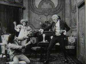 Griffith「毒蛇」スチル1
