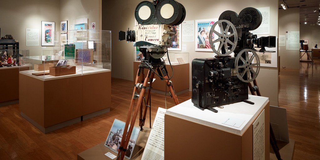 「国立映画アーカイブ 展示」の画像検索結果